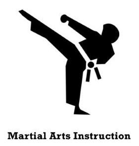 Martial Arts Instruction